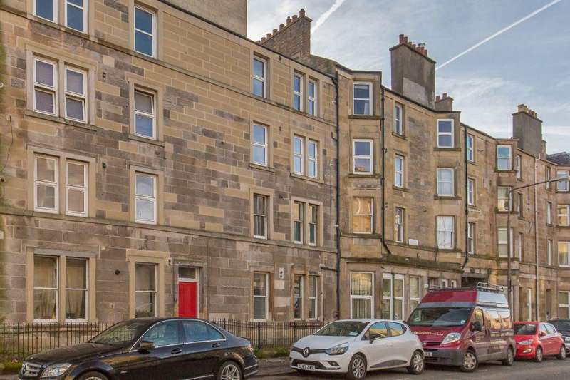 1 Bedroom Ground Flat for sale in 35/2 Caledonian Crescent, Edinburgh, EH11 2AH