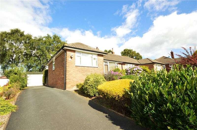 3 Bedrooms Semi Detached Bungalow for sale in Moseley Wood Crescent, Cookridge, Leeds