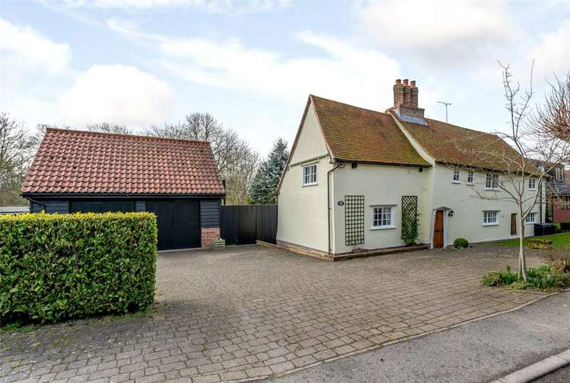 4 Bedrooms Detached House for sale in Chapel Street, Stoke By Clare, Sudbury, Suffolk, CO10
