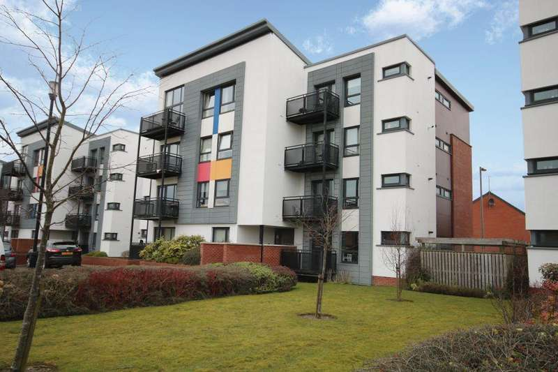 2 Bedrooms Flat for sale in 1/1, 125, Shuna Street, Ruchill, Glasgow, G20 9QP