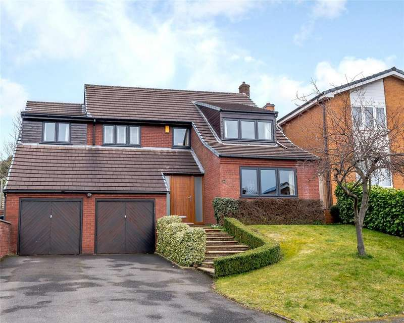 4 Bedrooms Detached House for sale in Willow Road, West Bridgford, Nottingham, NG2