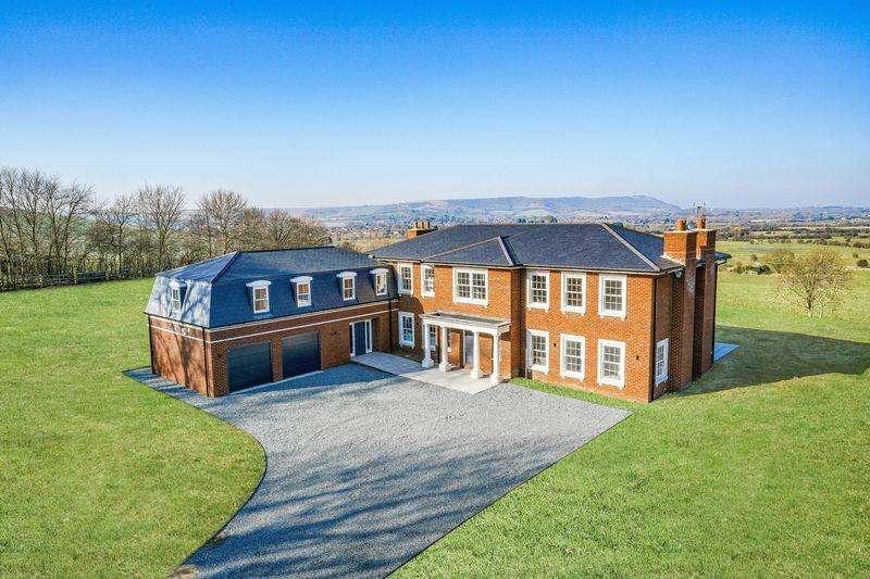 5 Bedrooms Detached House for sale in Smugglers Lane, Nr Upper Beeding
