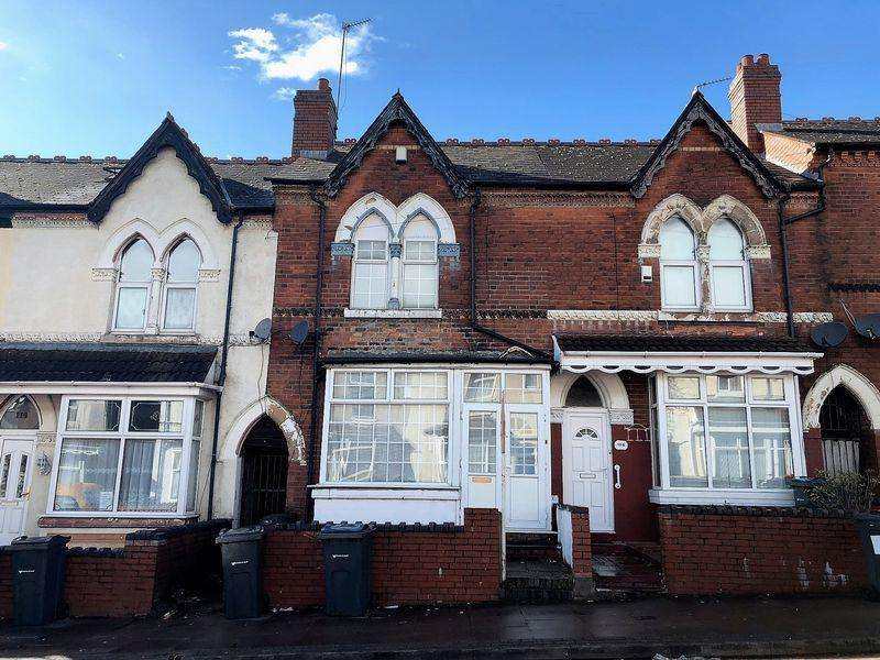 3 Bedrooms Terraced House for rent in Three Bedroom Terraced House to Rent in Handsworth