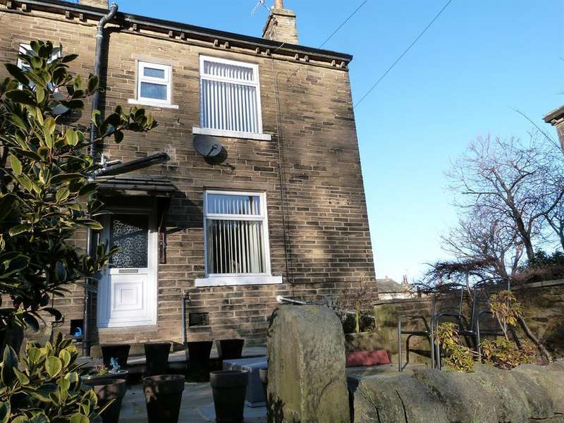 1 Bedroom End Of Terrace House for sale in The Strand, Bingley, BD16 1ST