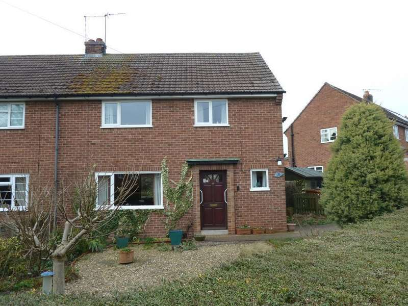 3 Bedrooms Semi Detached House for sale in Gaddesby