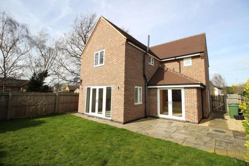 4 Bedrooms Detached House for rent in Mill Lane, Sawston