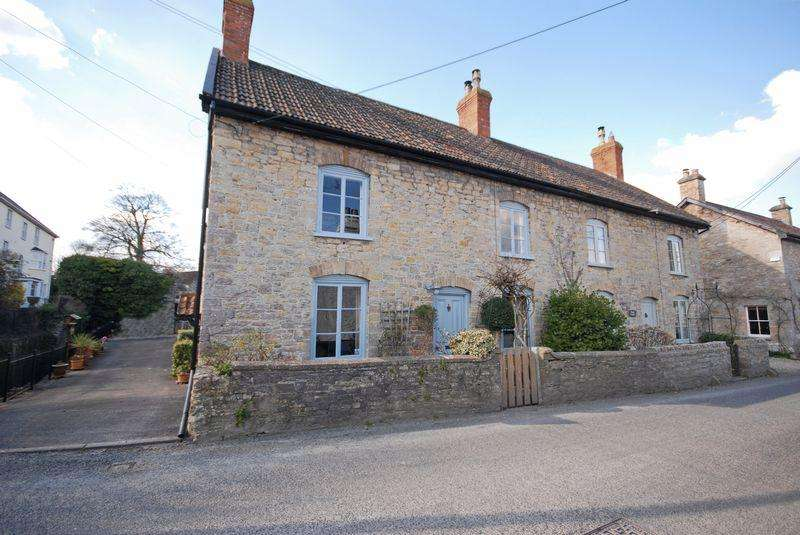 3 Bedrooms Semi Detached House for sale in Glanville Road, Wedmore