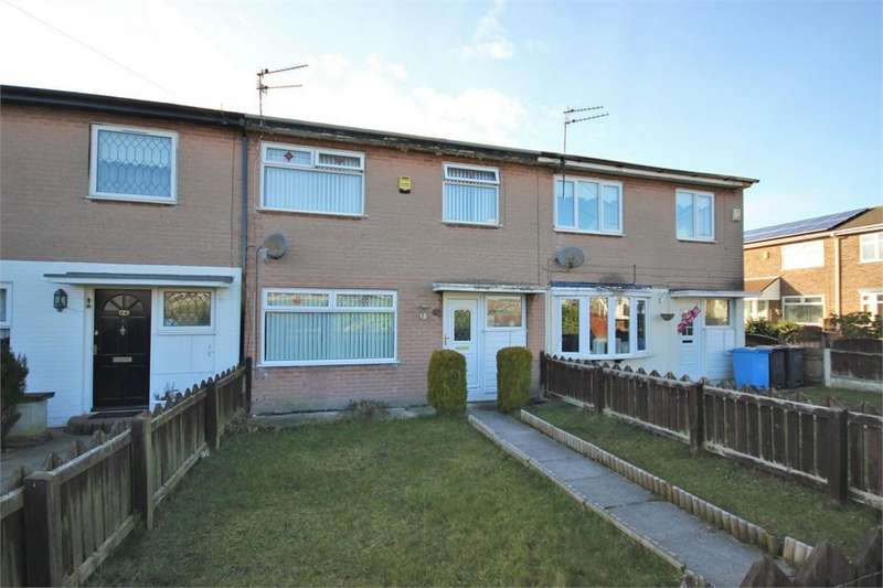 3 Bedrooms Terraced House for sale in Eversley, WIDNES, Cheshire