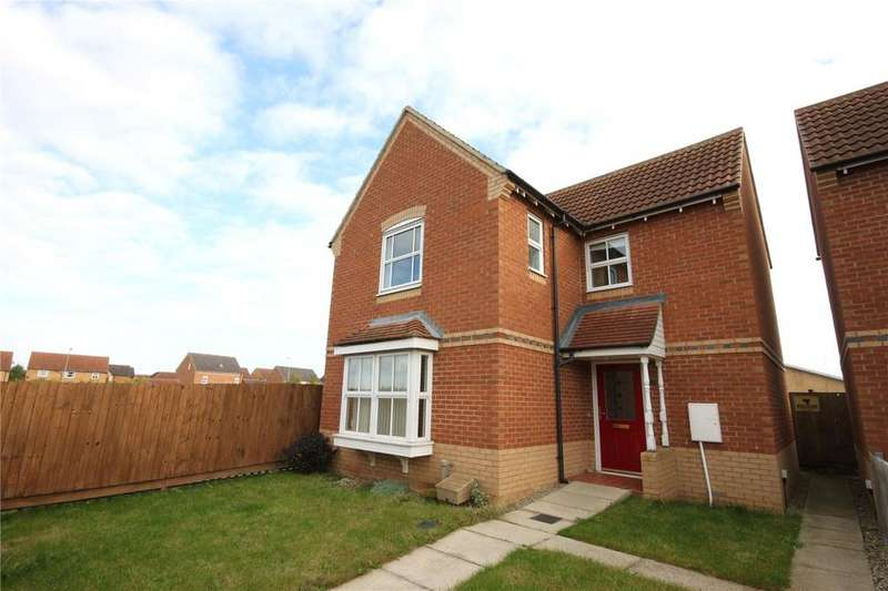 3 Bedrooms Detached House for rent in The Orchard, Ingleby Barwick