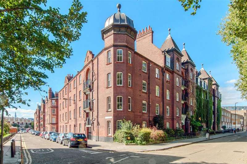 1 Bedroom Apartment Flat for sale in Dunstan House, Stepney Green, London, E1