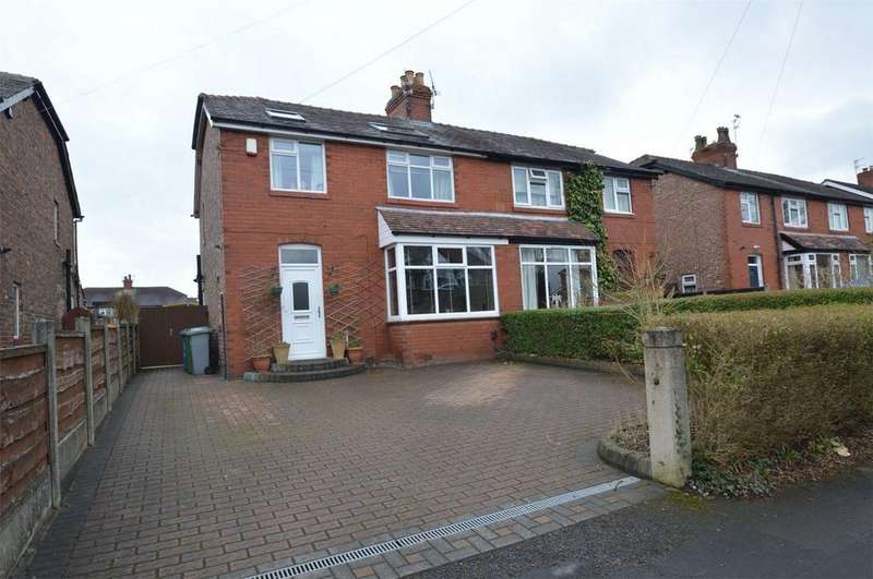 3 Bedrooms Semi Detached House for sale in Winstanley Road, SALE, Cheshire