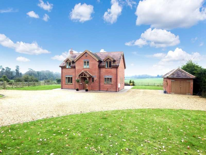4 Bedrooms Detached House for rent in Hardwick Lane, Studley