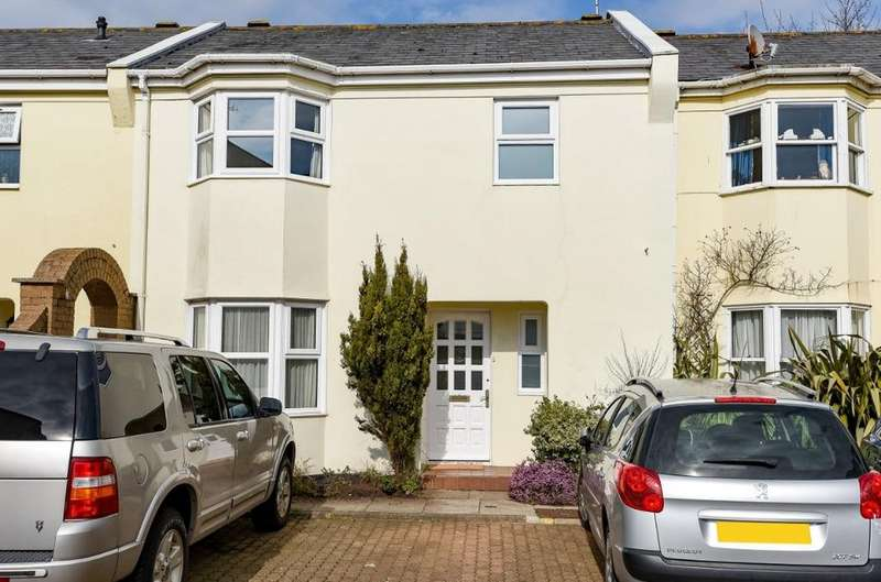 3 Bedrooms Terraced House for sale in Marlborough Mews Brighton East Sussex BN1