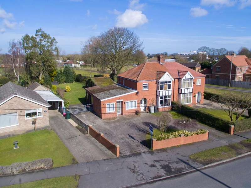 3 Bedrooms Semi Detached House for sale in Keeling Street, North Somercotes, Louth, LN11 7PR