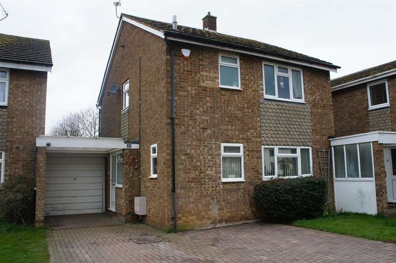 3 Bedrooms Link Detached House for sale in Bowling Green Road, Cranfield