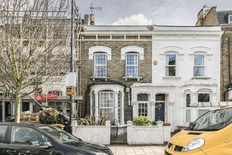 4 Bedrooms Terraced House for rent in Aden Grove, London, N16