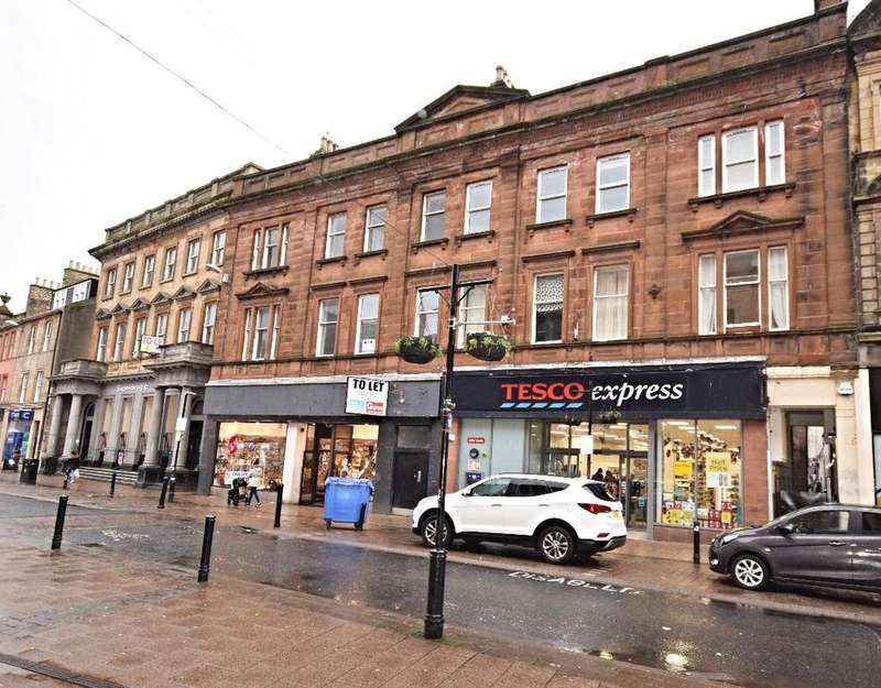 2 Bedrooms Apartment Flat for sale in High Street, Ayr, South Ayrshire, KA7 1PR