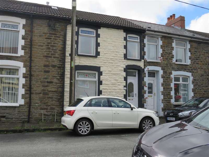 3 Bedrooms Terraced House for rent in Francis Street, Bargoed