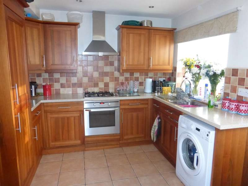 4 Bedrooms Terraced House for sale in Petherton Place, Llanrumney, CARDIFF