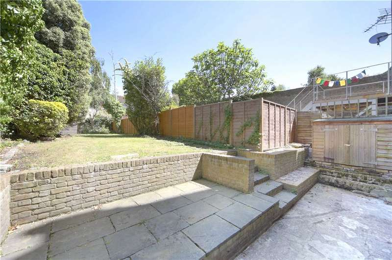 2 Bedrooms Flat for sale in Thurleigh Avenue, London, SW12