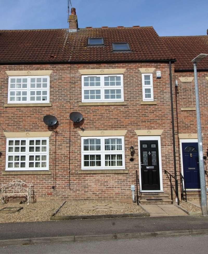 3 Bedrooms Terraced House for rent in Beckside North, Beverley HU17