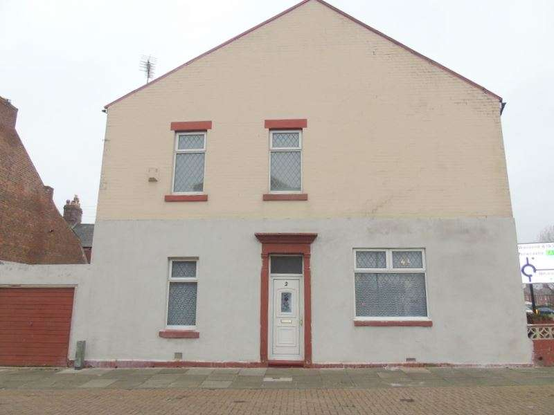 2 Bedrooms Property for sale in Chirton West View, North Shields, Tyne and Wear, NE29 0EP