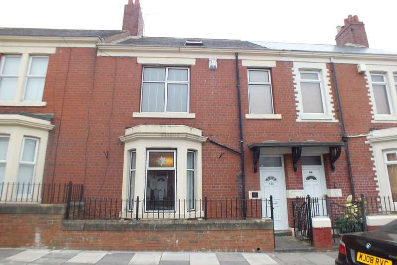 4 Bedrooms Terraced House for sale in Fairholm Road, Newcastle Upon Tyne, NE4