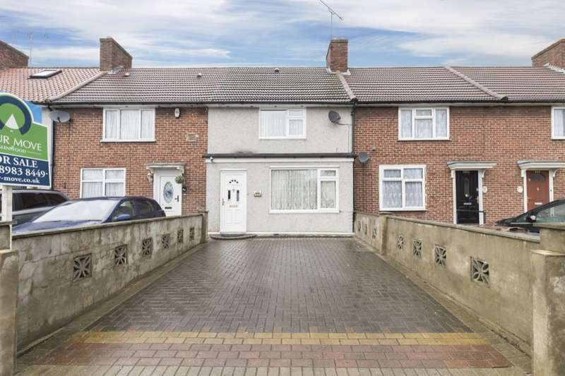 3 Bedrooms Property for sale in Green Lane, Dagenham, RM8