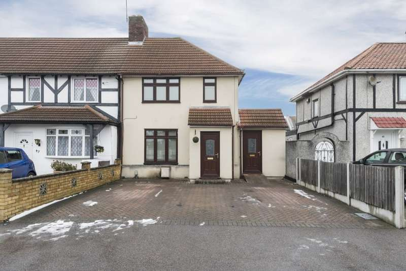 2 Bedrooms Property for sale in Turnage Road, Dagenham, RM8