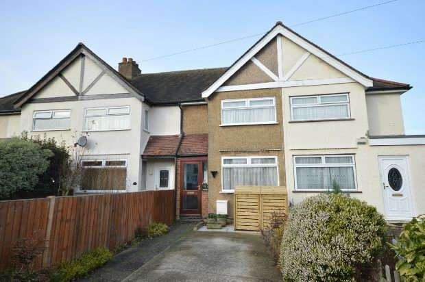 2 Bedrooms Terraced House for sale in Hemsby Road, Chessington