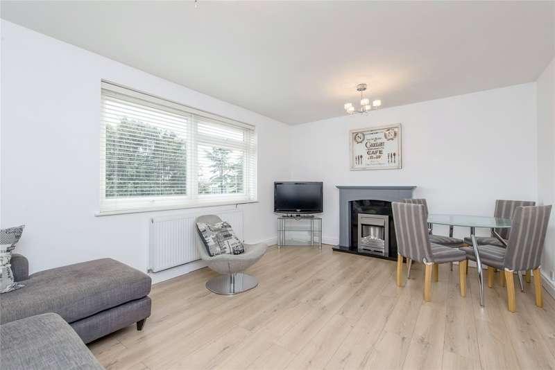 2 Bedrooms Flat for sale in Park Lodge, 74 Wimbledon Park Road, Southfields, London, SW18