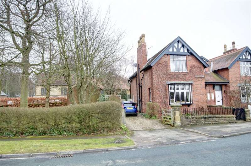 3 Bedrooms Semi Detached House for sale in Shincliffe Lane, Sherburn House, Durham, DH1
