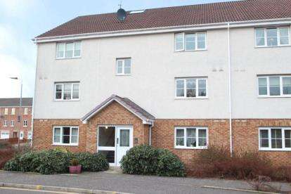 2 Bedrooms Flat for sale in Stirrat Crescent, Paisley, Renfrewshire