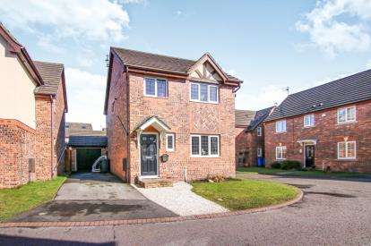 3 Bedrooms Detached House for sale in Bridle Way, Kirkby, Liverpool, Merseyside, L33