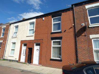 2 Bedrooms Terraced House for sale in Geoffrey Street, Preston, Lancashire, PR1
