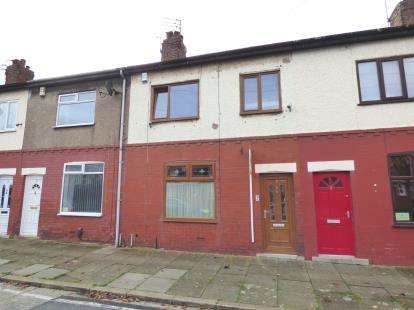 3 Bedrooms Terraced House for sale in Ridley Road, Ashton, Preston, Lancashire, PR2