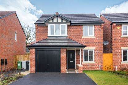 3 Bedrooms Detached House for sale in Clive Way, Middlewich, Cheshire