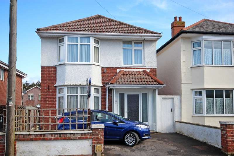 3 Bedrooms Detached House for sale in Heytesbury Road, Southbourne, Bournemouth