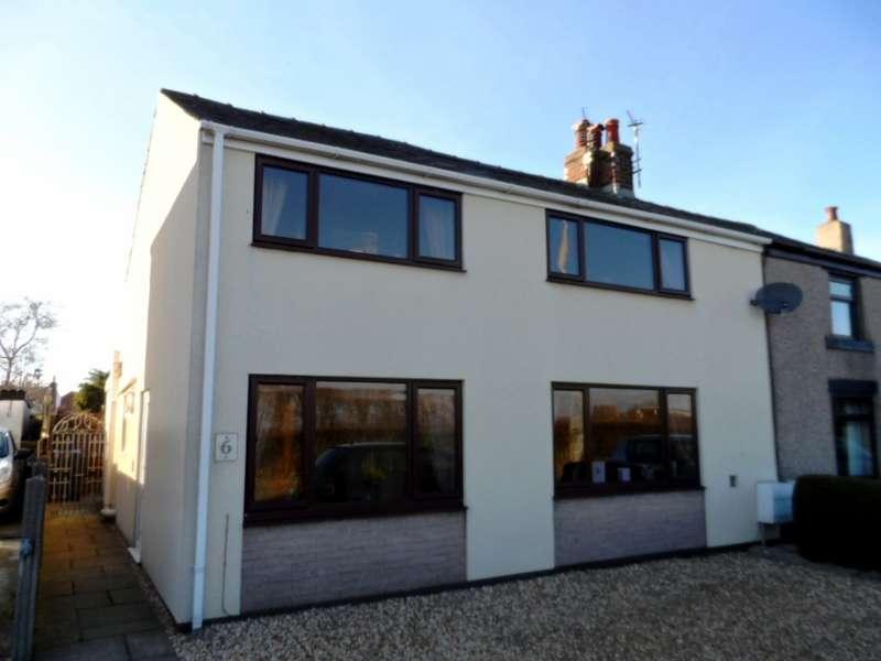 3 Bedrooms Semi Detached House for sale in Lancaster Road, Pilling, PR3 6AU