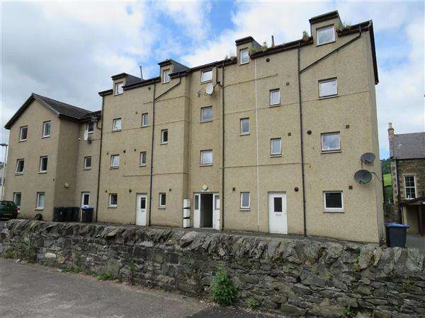 1 Bedroom Apartment Flat for sale in Muthag Court, Selkirk