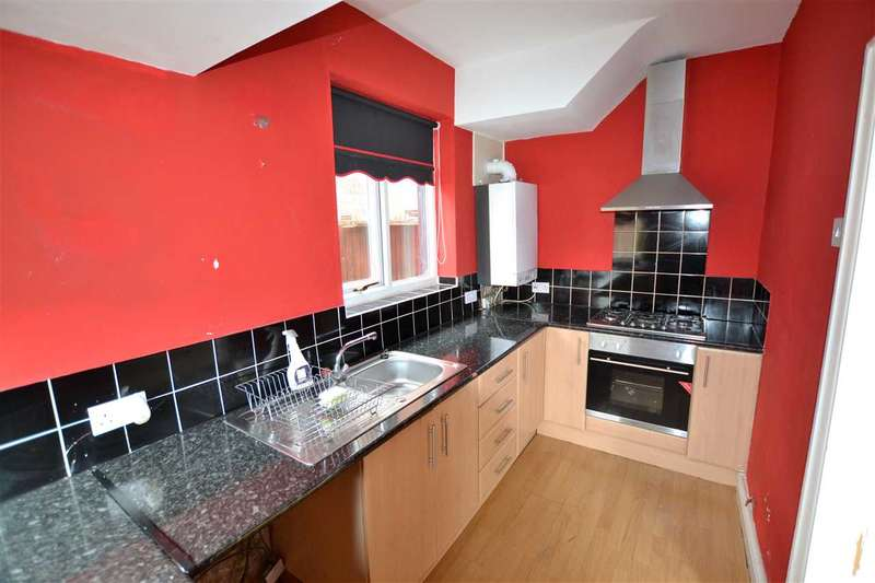 3 Bedrooms Semi Detached House for sale in Beldon Crescent, huyton(roby)