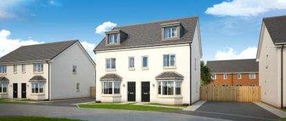 3 Bedrooms Semi Detached House for sale in Lyons Gate, Heathfield Road