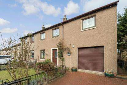 3 Bedrooms Semi Detached House for sale in Bearside Road, Stirling