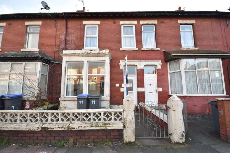2 Bedrooms Terraced House for sale in Grasmere Road, Blackpool