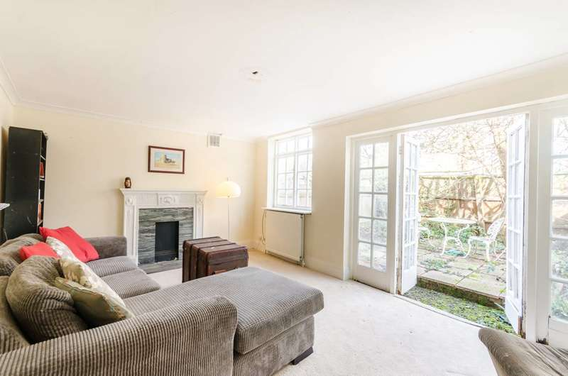 3 Bedrooms House for sale in Palatine Road, Stoke Newington, N16