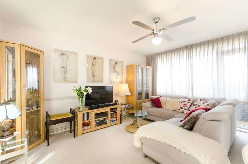 3 Bedrooms Flat for sale in Darfield Way, Notting Hill, W10