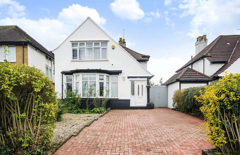 5 Bedrooms House for sale in Oakington Avenue, Wembley Park, HA9