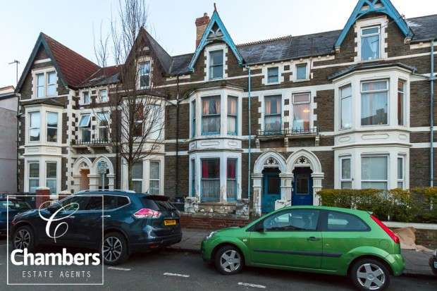 5 Bedrooms Terraced House for sale in Connaught Road, Roath, Cardiff, CF24