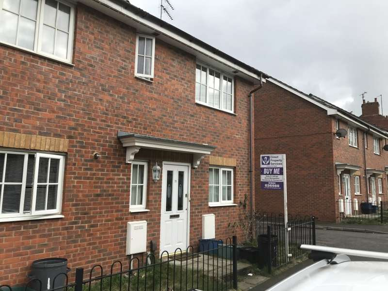 3 Bedrooms End Of Terrace House for sale in Chaucer Street, .N/A., NN2 7HW
