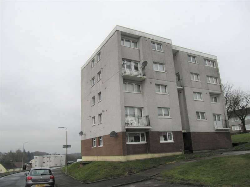 2 Bedrooms Flat for rent in 8 Irving Quadrant, Flat 5, Clydebank, G81 6AZ
